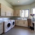burt laundry - main level
